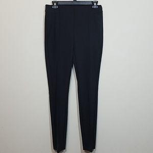 Lafayette 148 New York Gramercy Black Pant